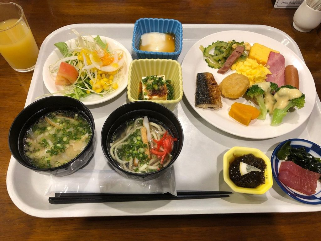 宮古島ホテル朝食