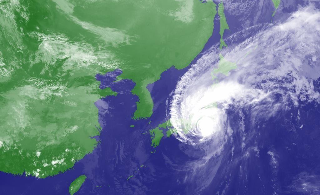 スーパー台風は今後増える